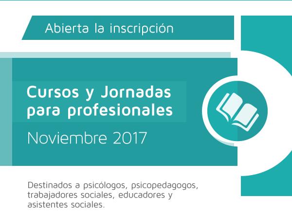 Cursos y Jornadas | Noviembre 2017